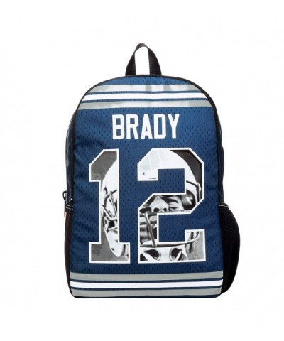NFLPA Tom Brady 12 Backpack