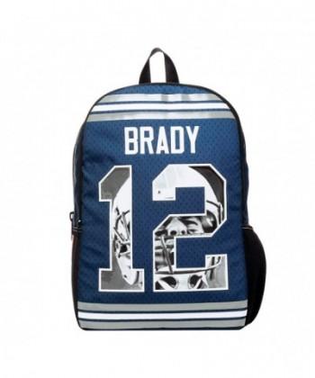 NFLPA Tom Brady 12 Backpack