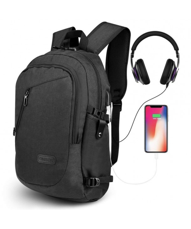 ONSON Backpack Resistant Headphone Interface