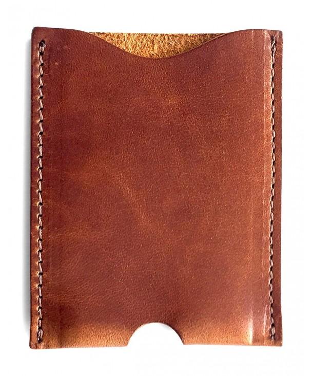 Pocket Wallet Leather Jackson Wayne