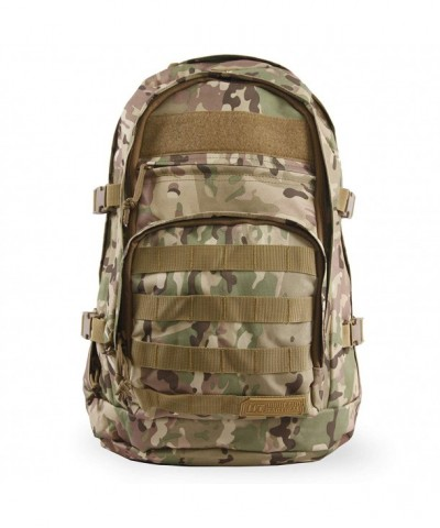 Highland Tactical Basecamp Heavy Backpack