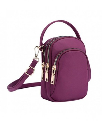 Eilova 3 Layer Crossbody Shoulder Handbag