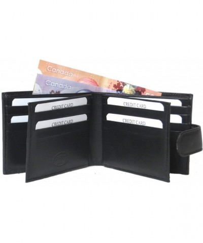 Genuine Lambskin Leather Wallet 4291LR